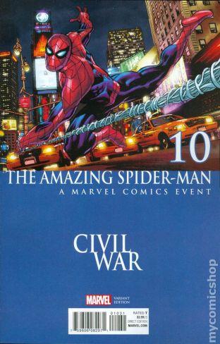 Spider-Man #10B