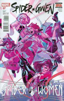 Spider-Gwen #7A