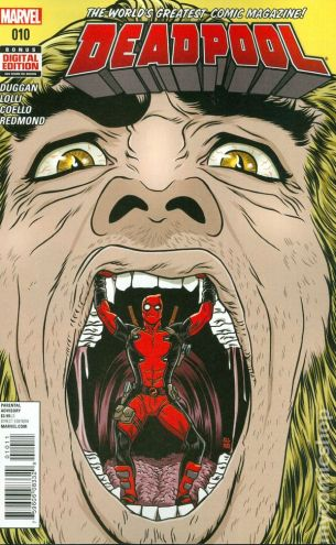 Deadpool #10A