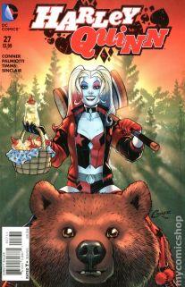 Harley Quinn #27C