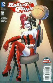 Harley Quinn #27B