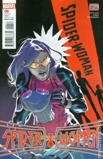 Spider-Woman #6A