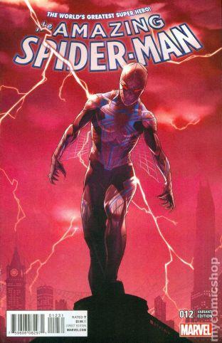 Spider-Man #12B
