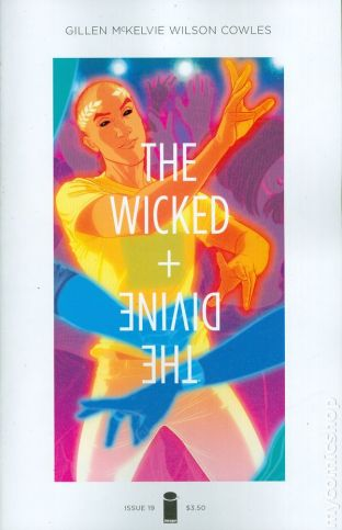 The Wicked + The Divine #19A