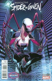 Spider-Gwen #8D