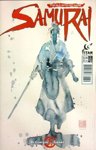 Samurai #3B