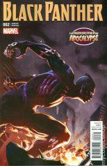 Black Panther #2B