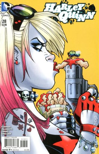 Harley Quinn #28B