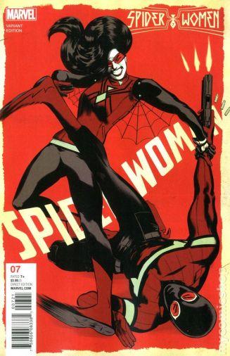 Spider-Woman #7C