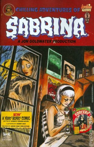 Sabrina #5B