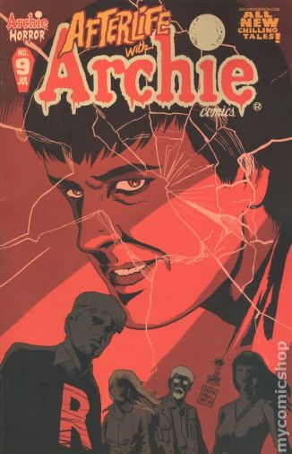 Afterlife with Archie #9A