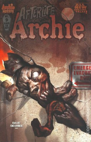 Afterlife with Archie #9B