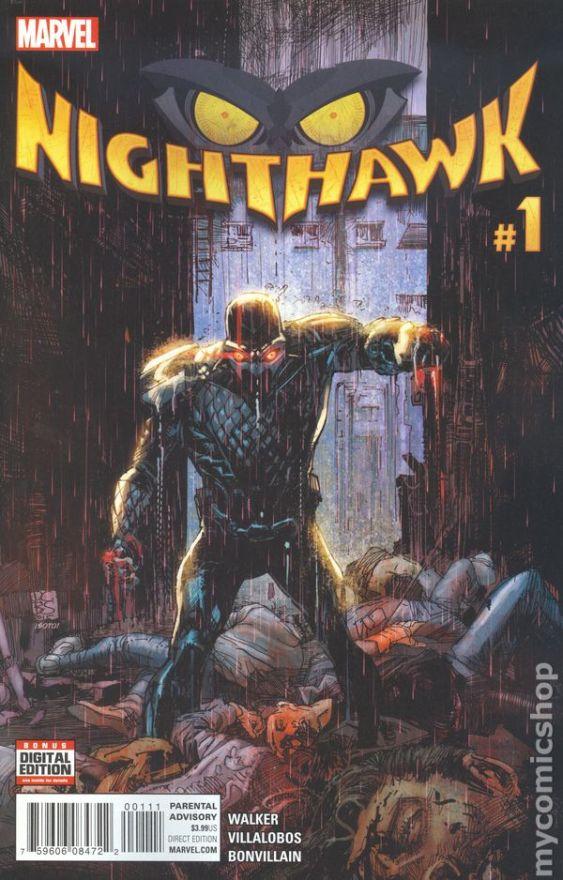 Nighthawk #1A