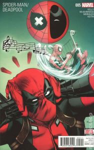 Spider-Man Deadpool #5