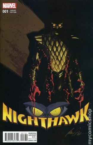 Nighthawk #1B