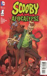 Scooby Apocalypse #1E