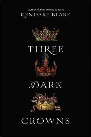 Three Dark Crowns | Waiting on Wednesday[#17]