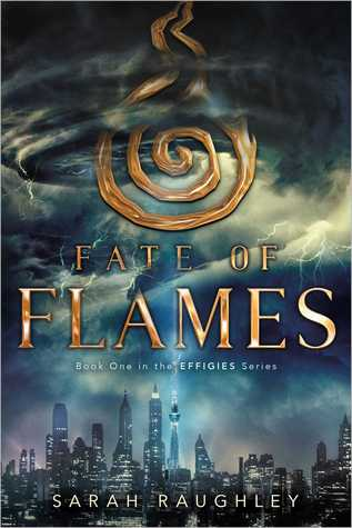 [BLOG TOUR] Fate of Flames by Sarah Raughley Review +Interview
