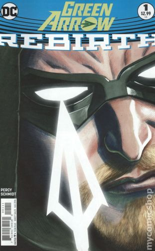 Green Arrow REBIRTH #1A