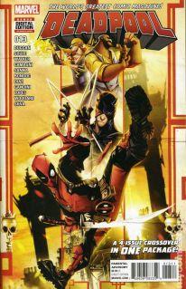 Deadpool #13A