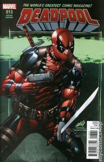Deadpool #13B