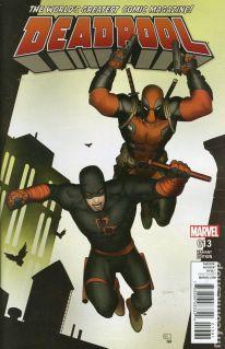 Deadpool #13D