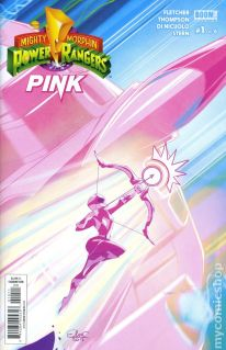Power Rangers Pink #1A