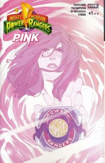 Power Rangers Pink #1E