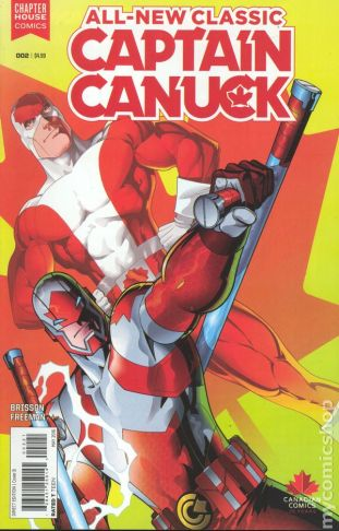 Captain Canuck #2B