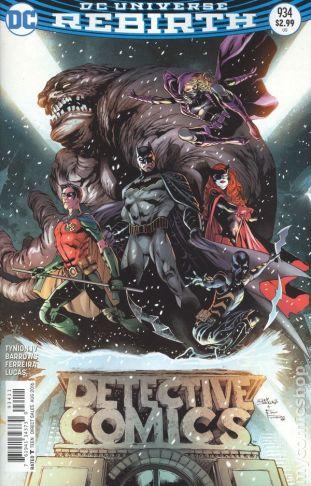 Detective Comics #934A