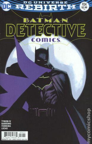 Detective Comics #934B