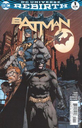 Batman #1A