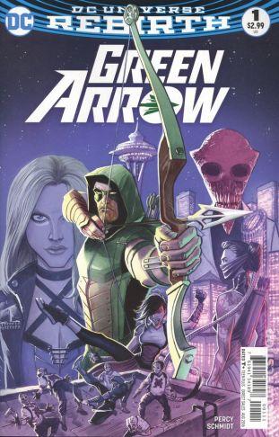 Green Arrow #1A