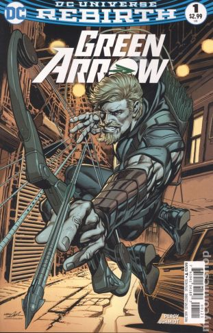 Green Arrow #1B