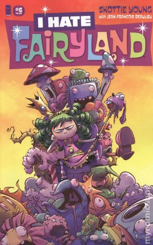 I Hate Fairyland #6A