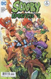 Scooby Apocalypse #2A