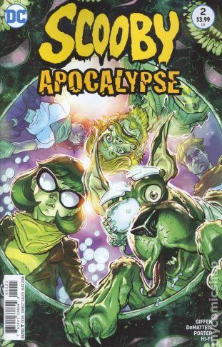 Scooby Apocalypse #2B