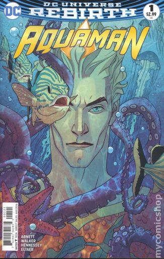 Aquaman #1B