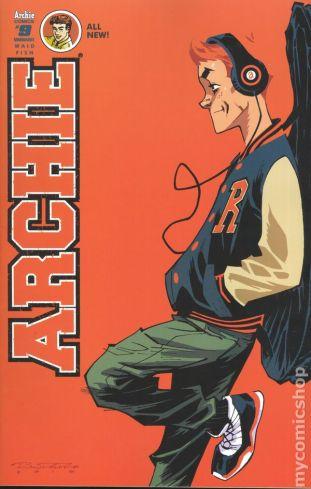 Archie #9B