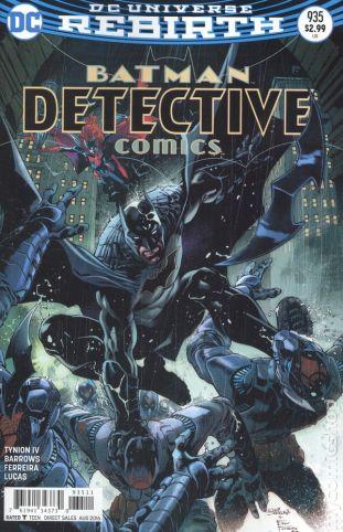 Detective Comics #935A