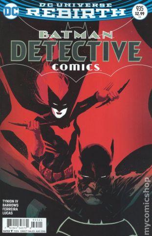 Detective Comics #935B