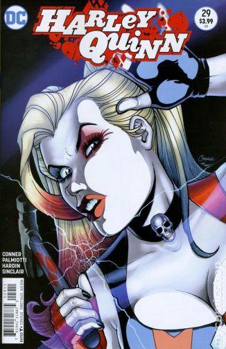 Harley Quinn #29A