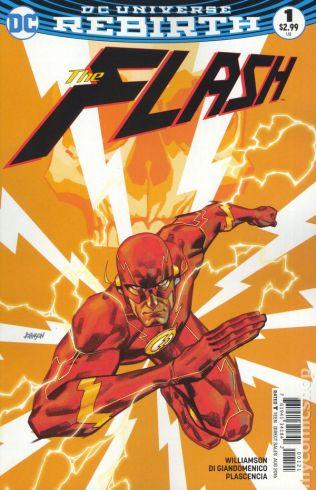 The Flash #1B
