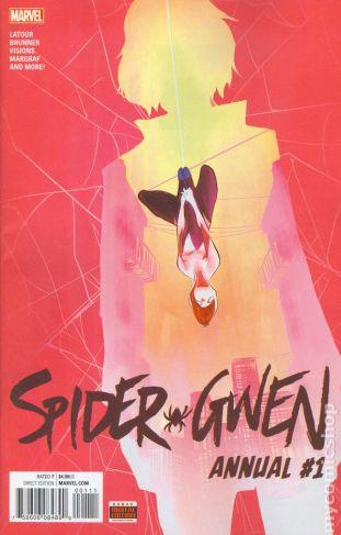Spider-Gwen Annual #1A