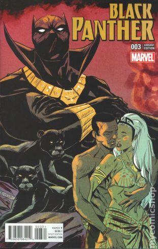Black Panther #3B