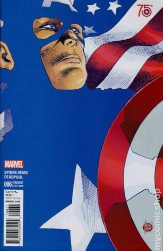 Spider-Man / Deadpool #6B