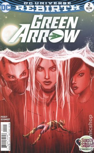 Green Arrow #2A