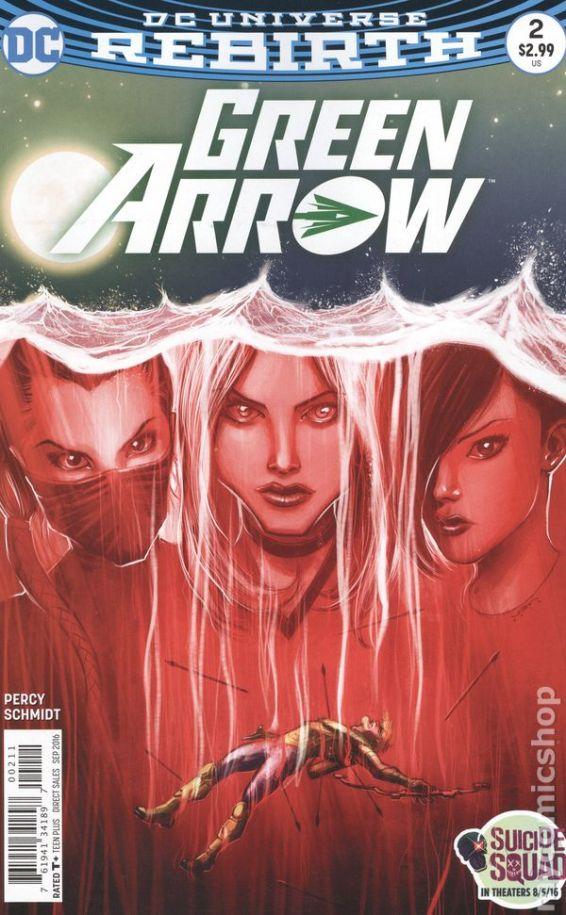 Green Arrow #2A