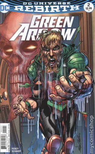 Green Arrow #2B