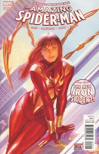 Spider-Man #15A
